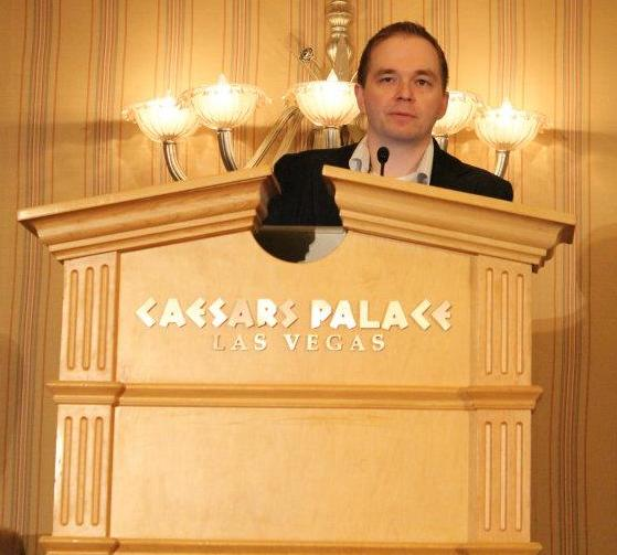Me at Affiliate Summit 2012